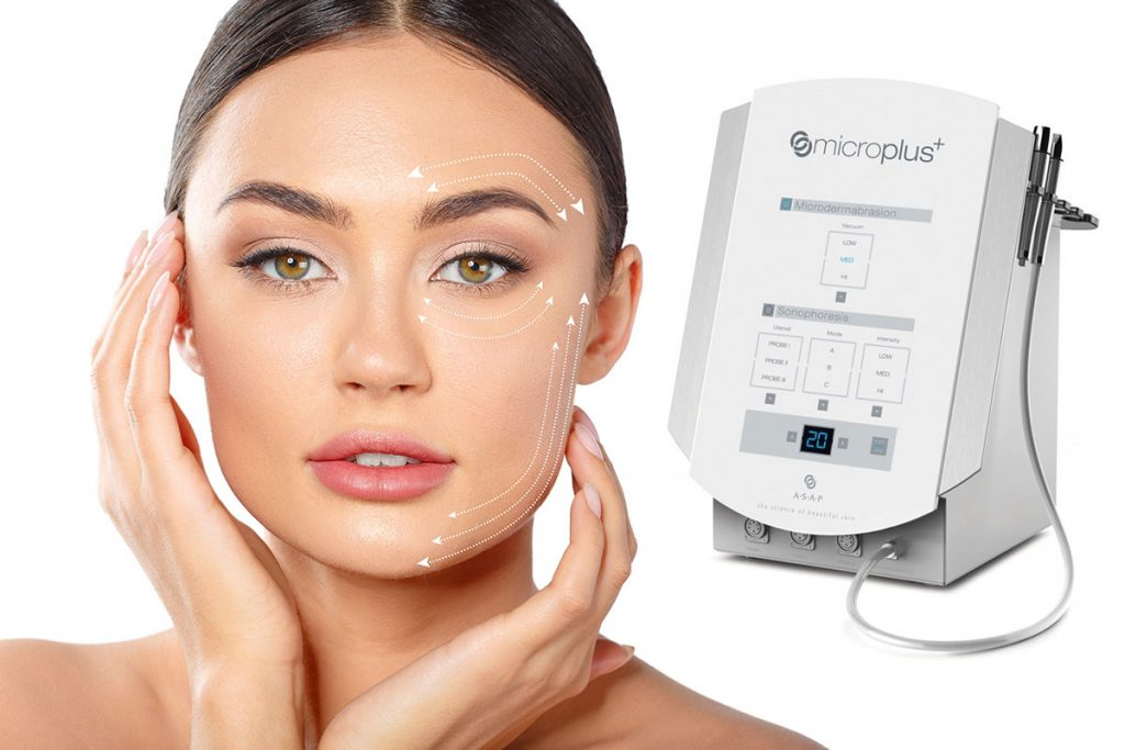 Euphoriacenter Ιωάννινα - Θεραπείες προσώπου με Asap Microplus