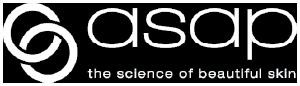 Asap Logo white