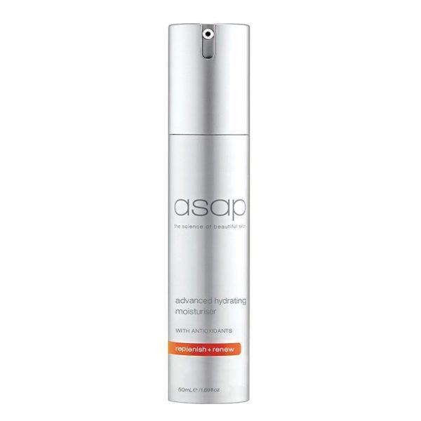 Asap Advanced Hydrating Moisturiser 50 ml