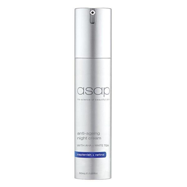 Asap Anti-Ageing Night Cream 50 ml