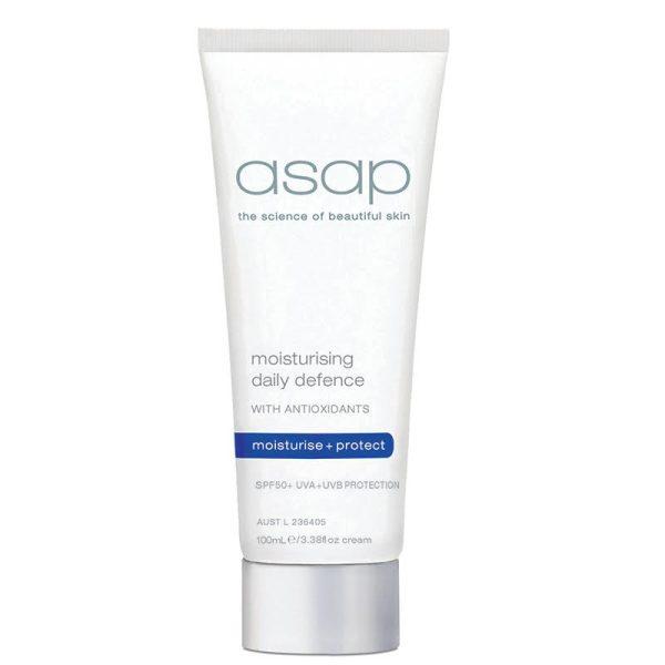 Asap Moisturising Daily Defence Spf50+ 50 ml