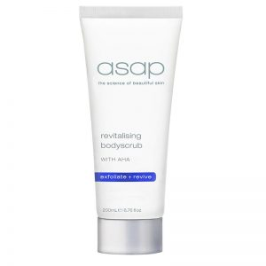 Asap Revitalising Body Scrub 200 ml