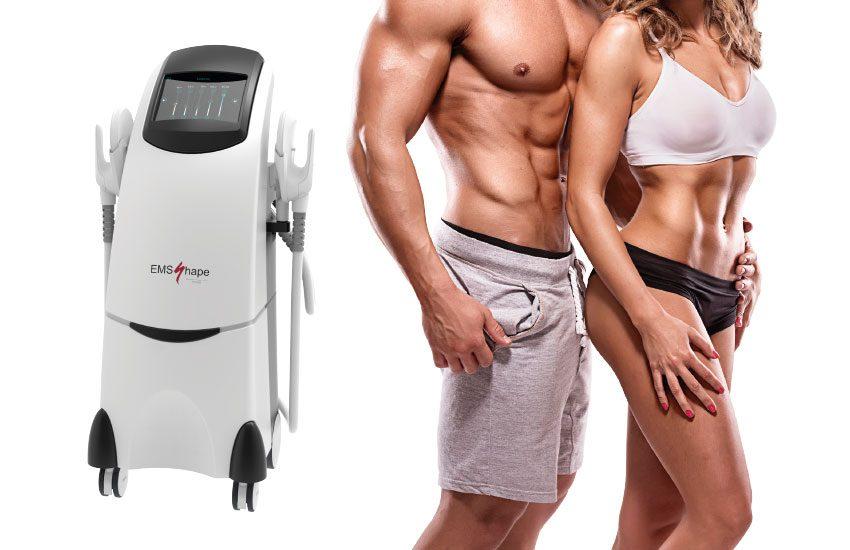 Euphoriacenter Ιωάννινα - Θεραπείες σώματος με EMS Shape